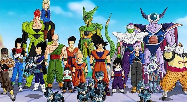 descubre dragon ball